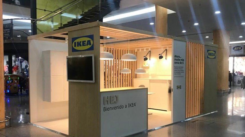 IKEA Valladolid abre tres nuevos puntos Diseña en Castilla y León, en Segovia, Ávila y Zamora.